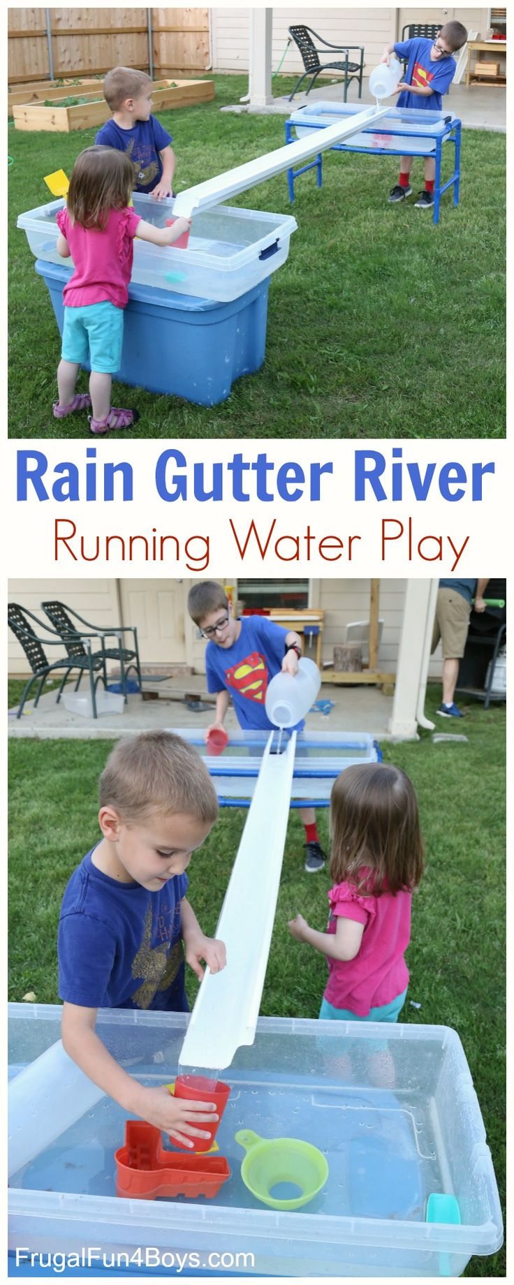 Drawn river color for kid Pinterest Water ideas activities Running