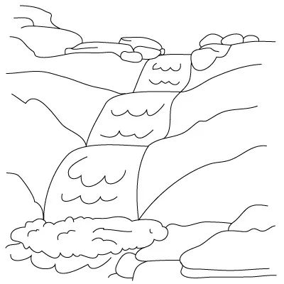 Drawn river color for kid Lessons Lessons 25+ Best Drawing