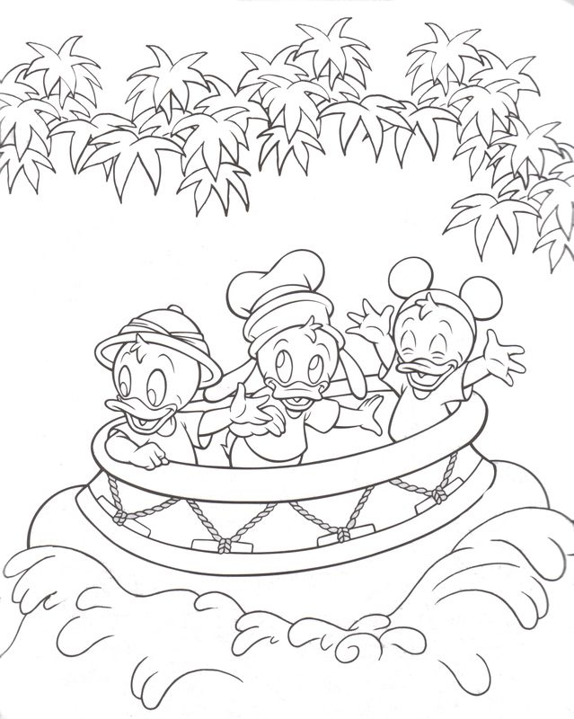 Drawn river coloring page Pin more on Find this
