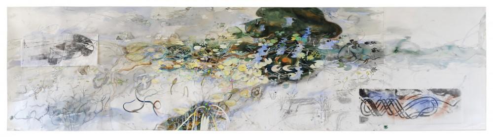 Drawn river creek Exhibitions Heartlands Wolseley Wolseley Headwaters