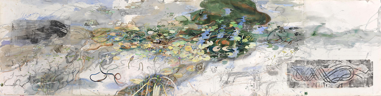 Drawn river creek Wolseley and 'John The Heartlands