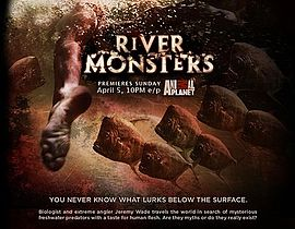 Drawn river monster Monsters Wikipedia Monsters River River