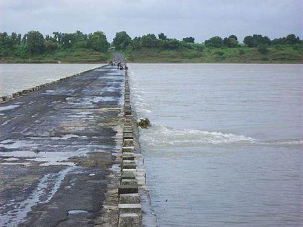 Drawn river nirmal nadi N Haripura – Haripura Tapti