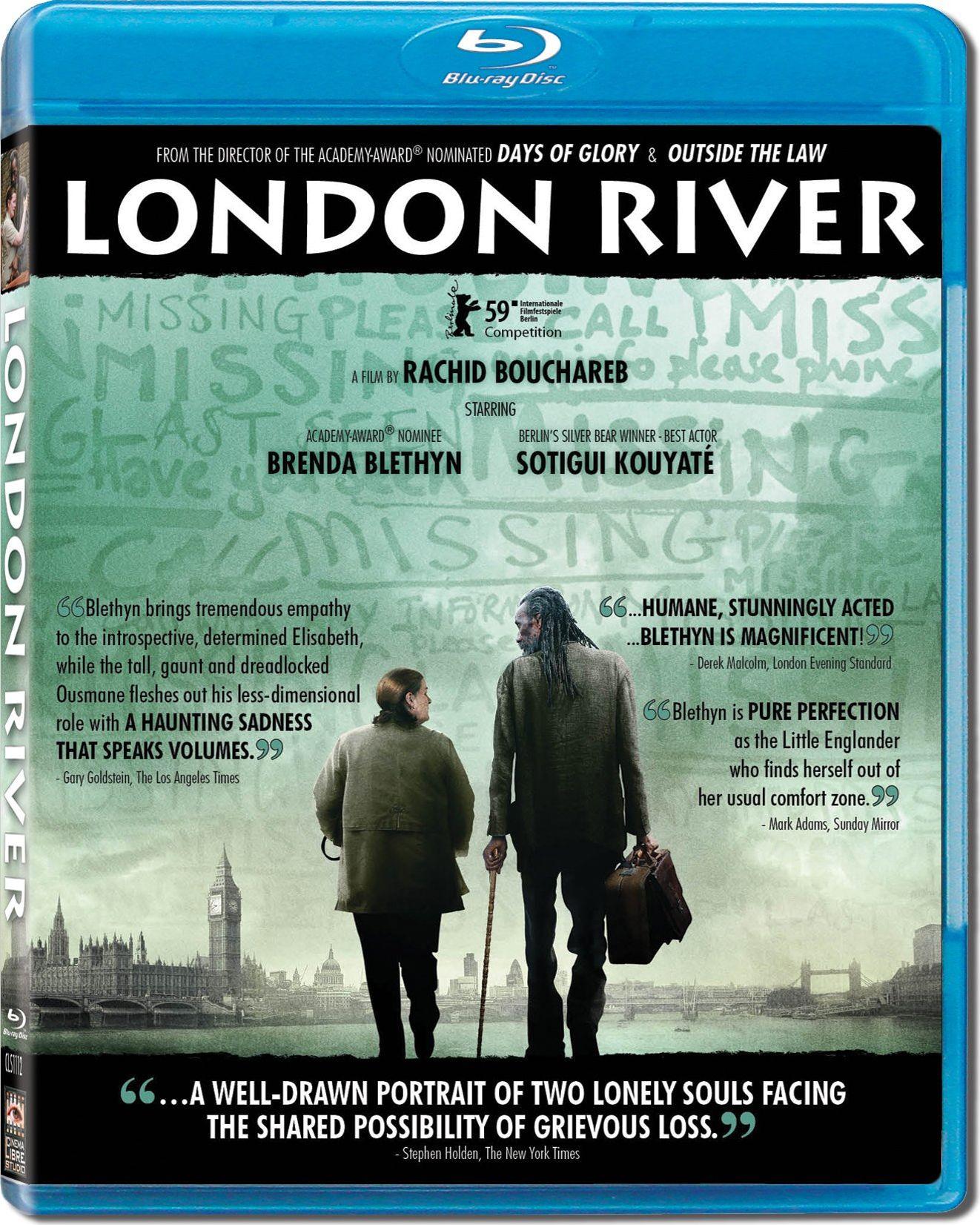Drawn river pure Cover Release 6 DVD River