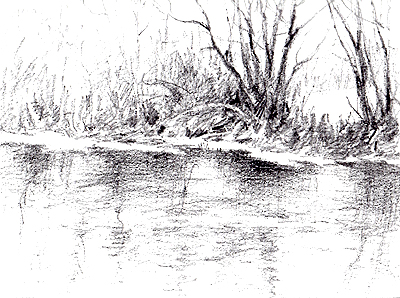 Drawn river simple Artist Page River Ralph San