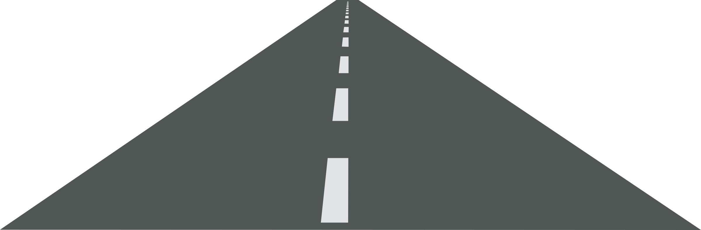 Drawn road #3