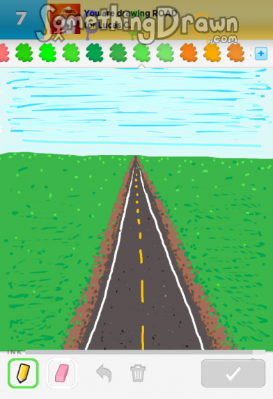 Drawn road Com Draw ROAD by drawn