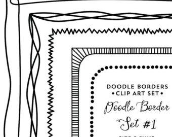 Drawn road border clip art Clipart Clip Drawn Hand Hand