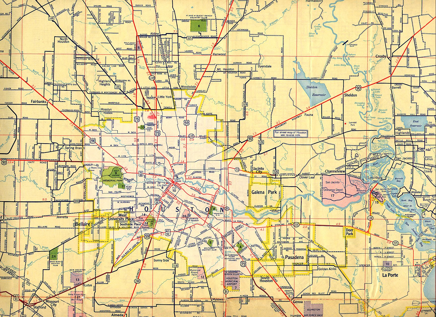 Drawn road high resolution 1954  Maps Pinterest Road