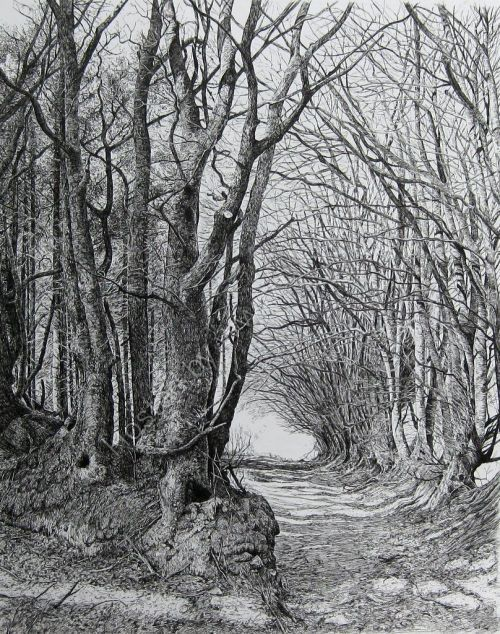 Drawn road pencil drawing  Pinterest Graphite 13 images