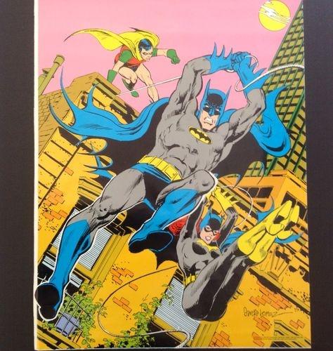 Drawn robin comic book superhero Batman about Comics 22 New