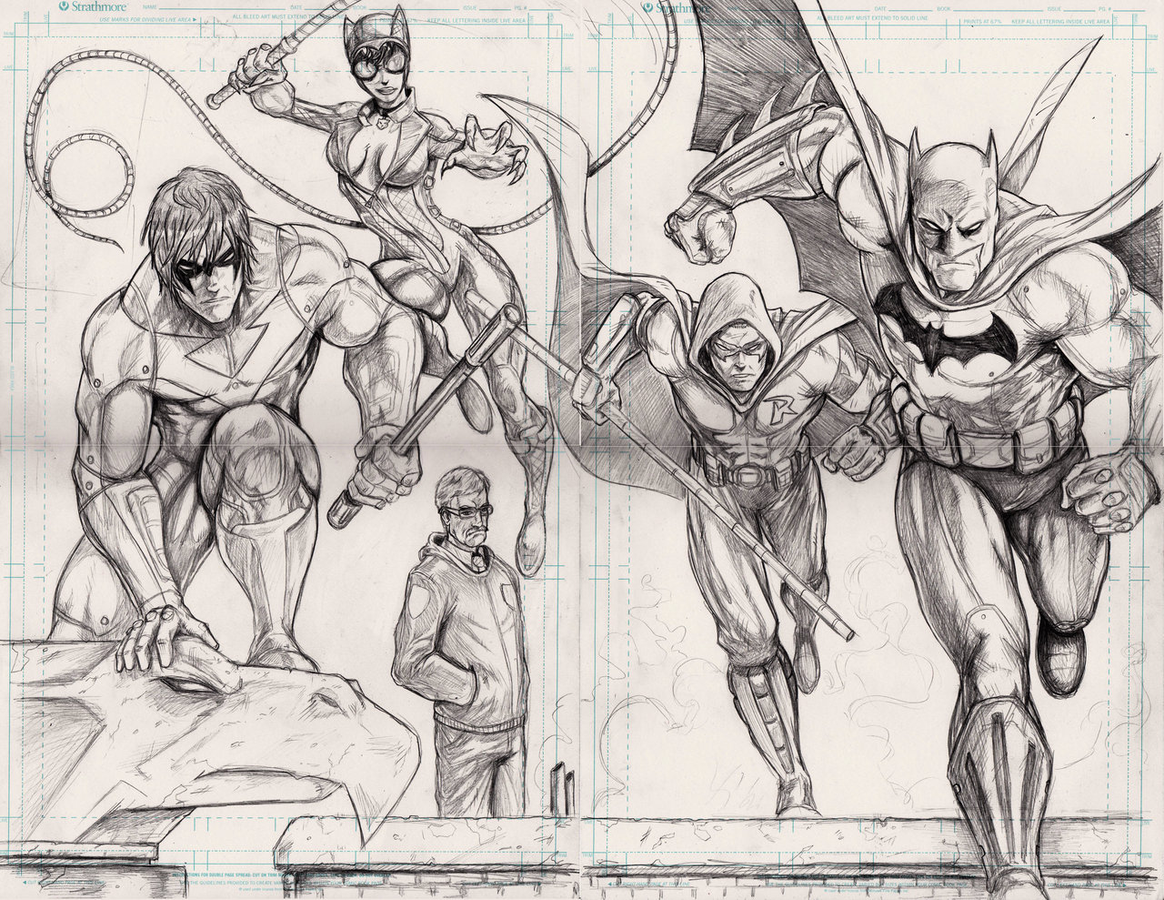 Drawn robin comic book superhero Character Comic Superhero Create Drawing