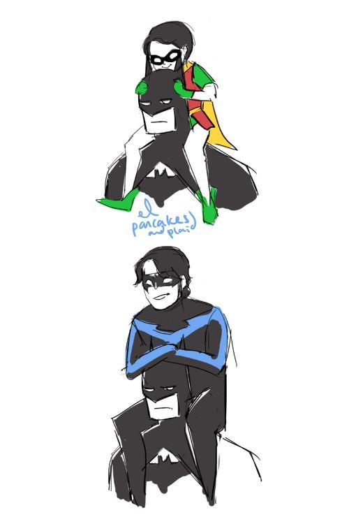Drawn robin cute Adorable! on Batman 25+ Cute