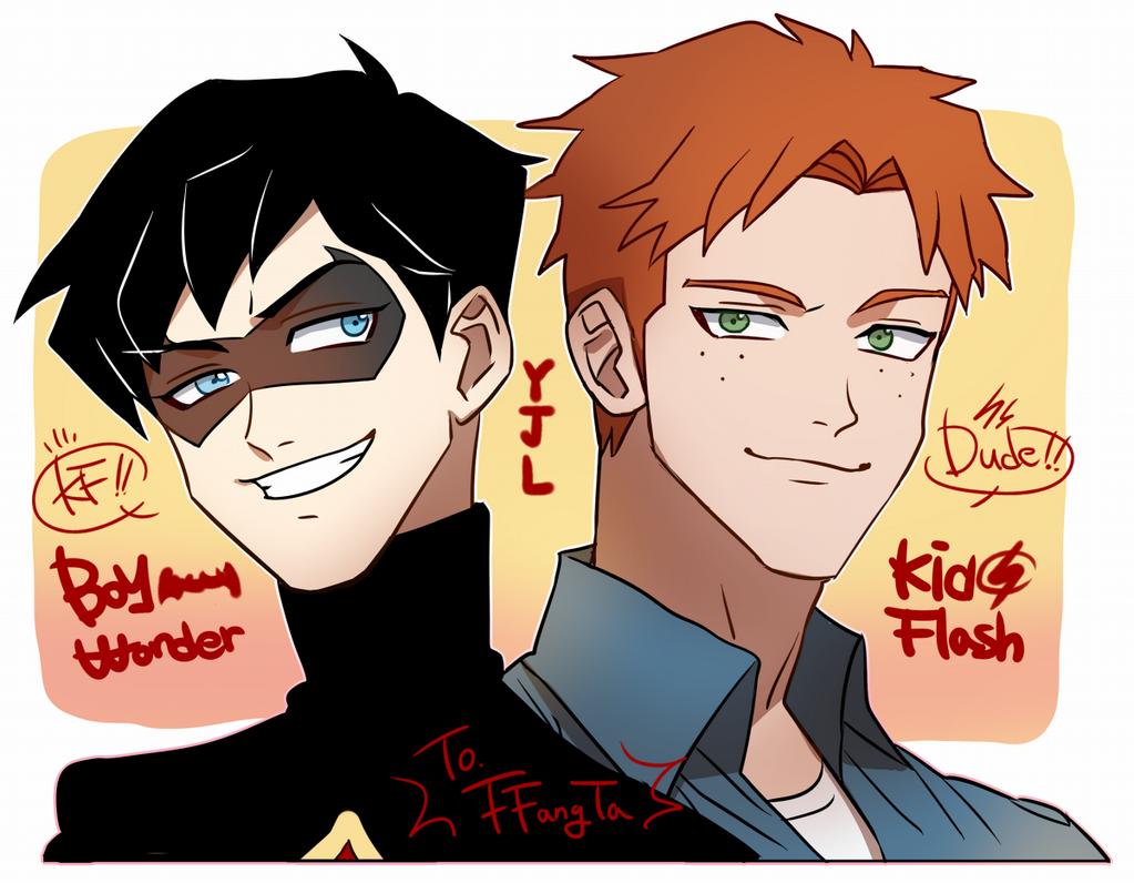 Drawn robin flash ⚡️The Pinterest Hanul BAK of