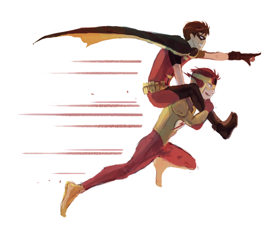Drawn robin flash DeviantArt Bird Ch Fanfic Fanfic
