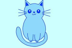 Drawn robin kitten Tom Draw Easy) to Draw