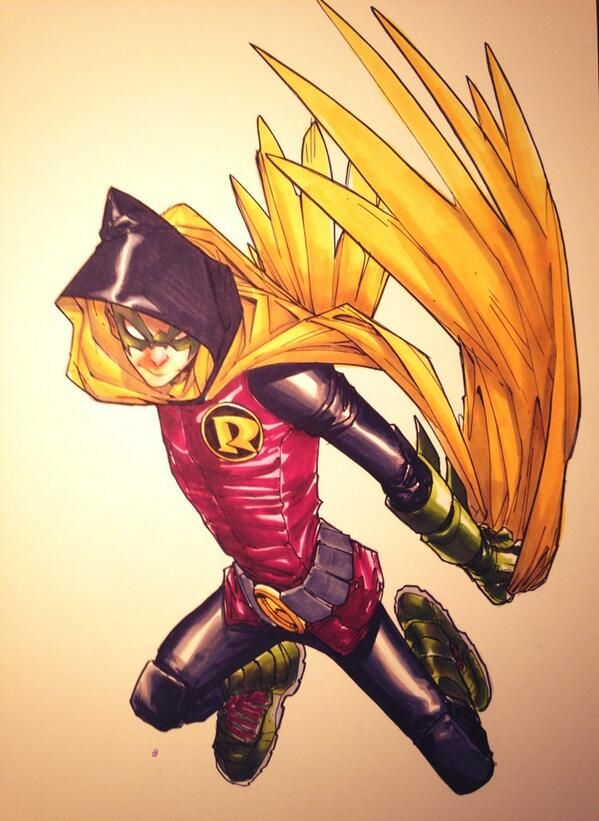 Drawn robin marvel Robins images best Robin on