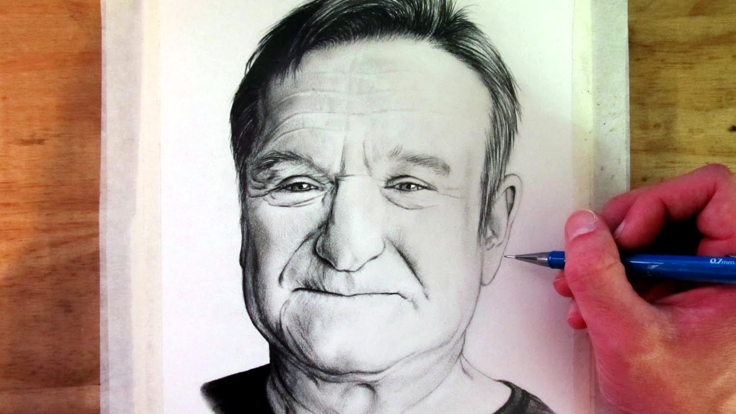 Drawn robin robin williams tribute Drawing YouTube Tribute  Robin