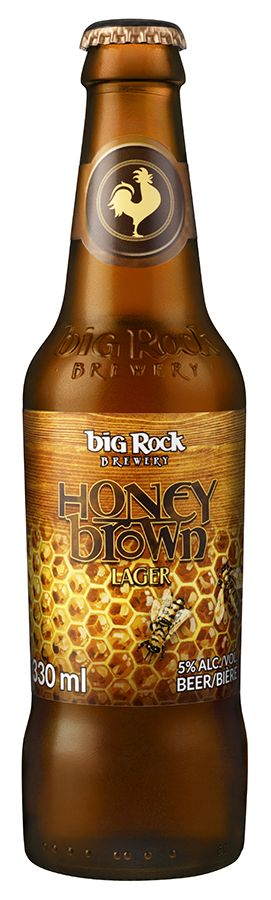 Drawn rock big rock #bigrockbeer Big Lager #craftbeer