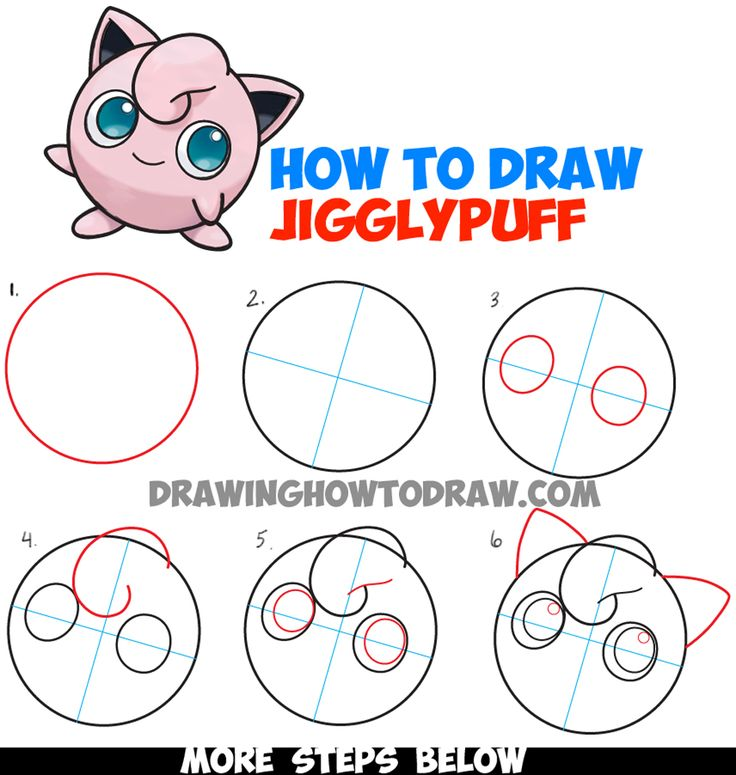 Drawn rock easy By on to Easy Pokemon