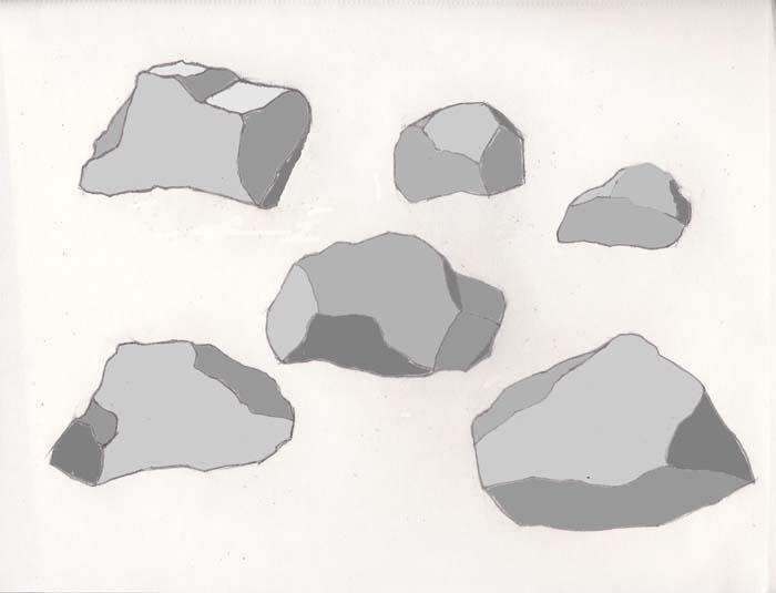Drawn rock easy Drawing com lynda Search