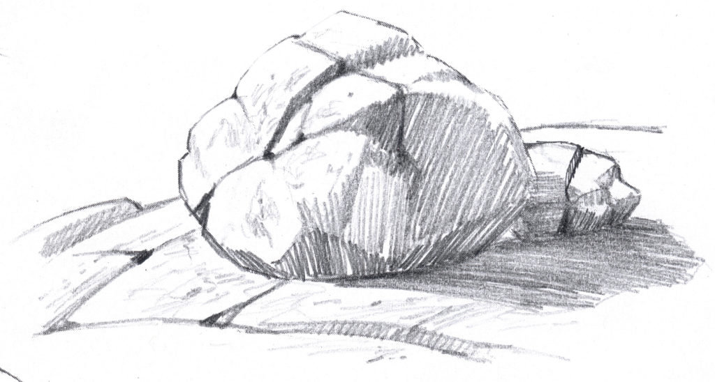 Drawn rock pencil pdf Muir Rocks to Laws John