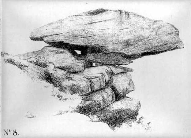 Drawn rock realistic To West Moor and Realistic