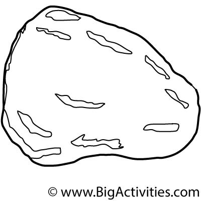 Drawn rock rock mineral Word Scramble Minerals Rocks Rocks