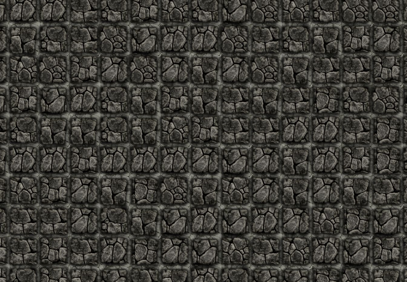Drawn rock rock wall Effects/structures a wall sample drawn
