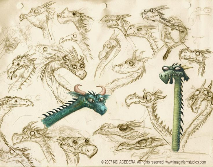 Drawn rock western dragon Images more on this :