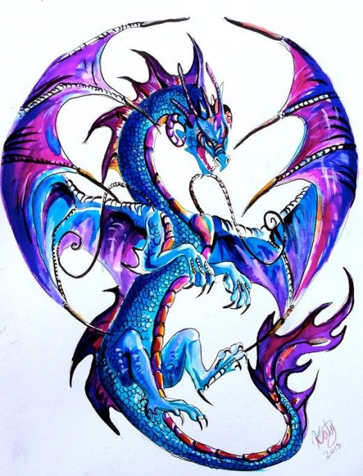 Drawn rock western dragon With Dragon 2 Pictures best