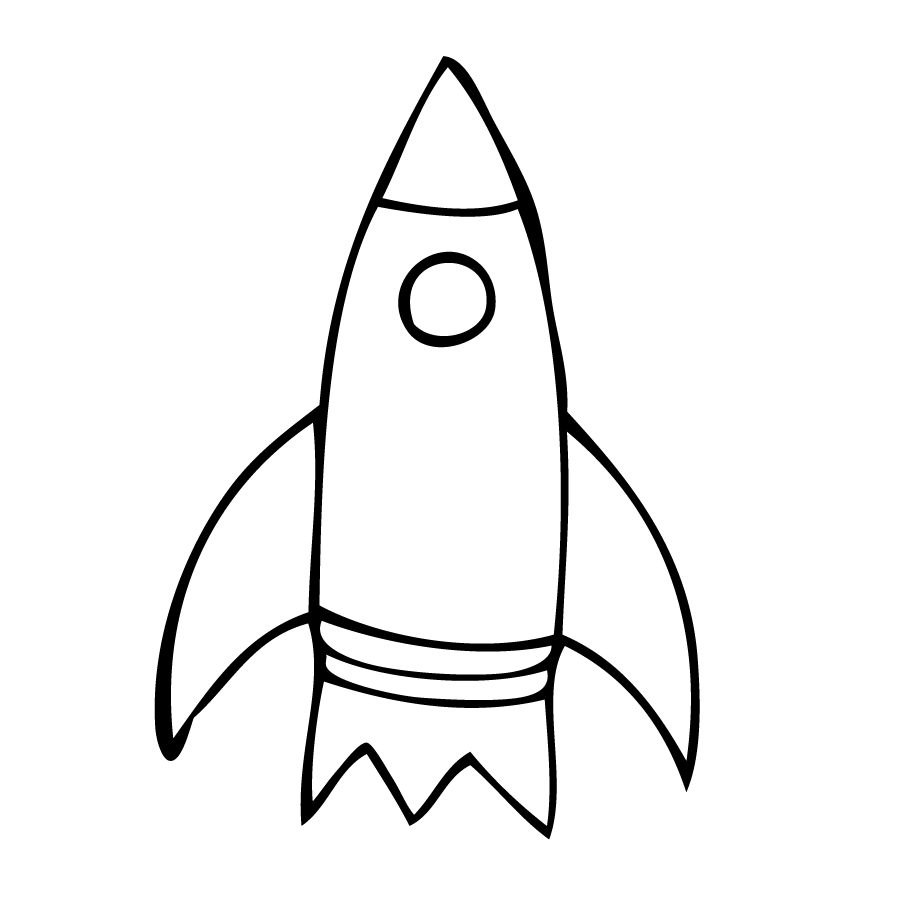 Drawn rocket In Drawings  Images Art