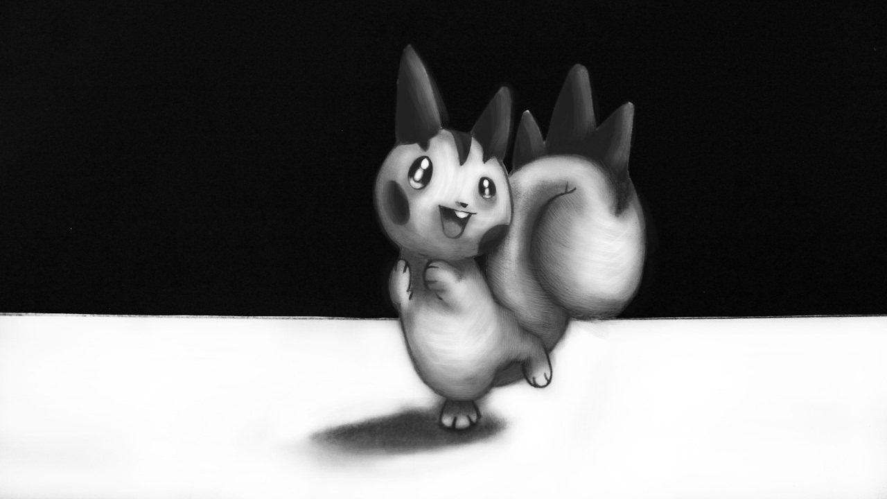 Drawn rodent 3d hd To Drawing To Drawing 3D