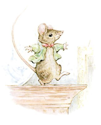 Drawn rodent beatrix potter Of on best this 1418