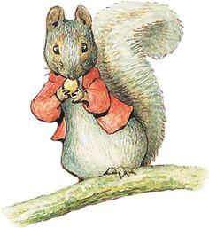 Drawn rodent beatrix potter Potter love Beatrix this Earth