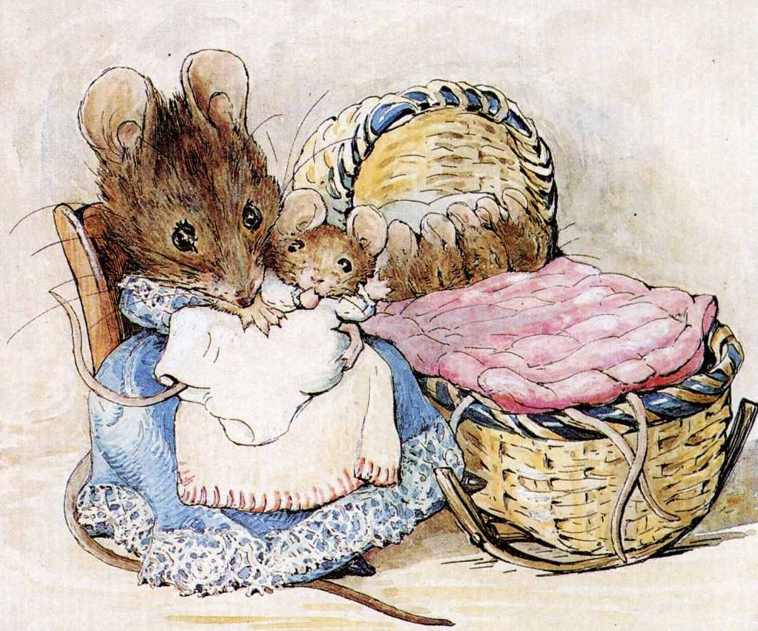 Drawn rodent beatrix potter Bad about World about The