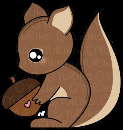 Drawn rodent chibi DeviantArt o Cute squirrel squirrel