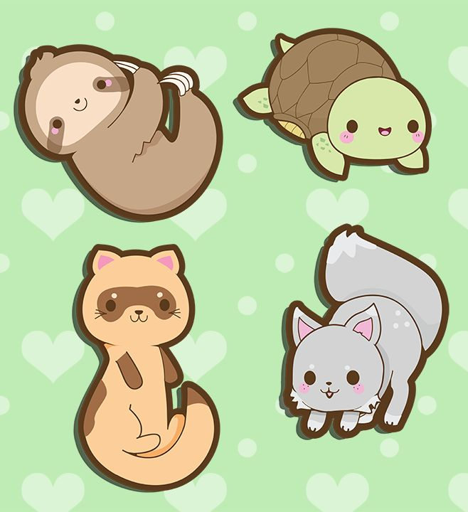 Drawn sloth white background Pin Chibi more on Chibi