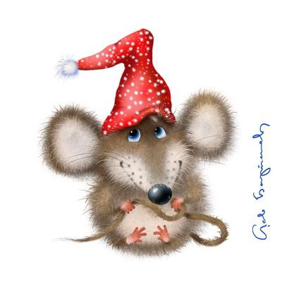 Drawn rodent christmas Designs Christmas Wrendale Pinterest Wrendale