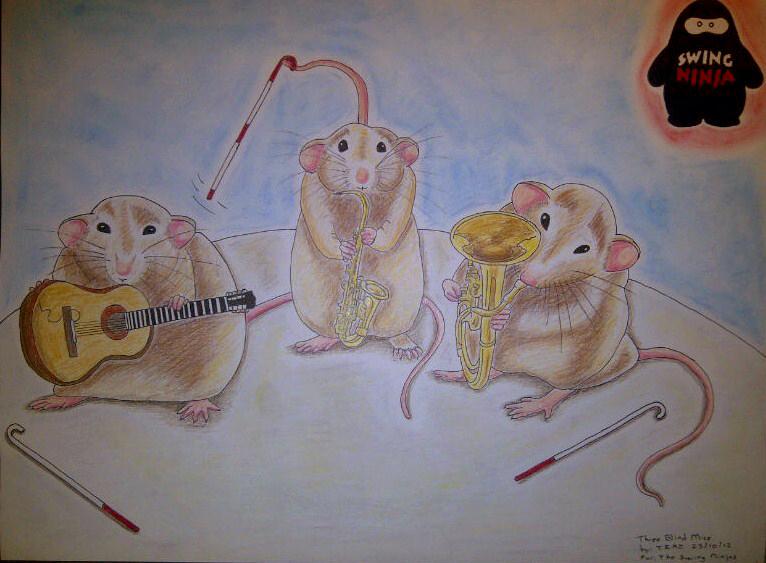 Drawn rodent deviantart Mice Mice the on @DeviantArt