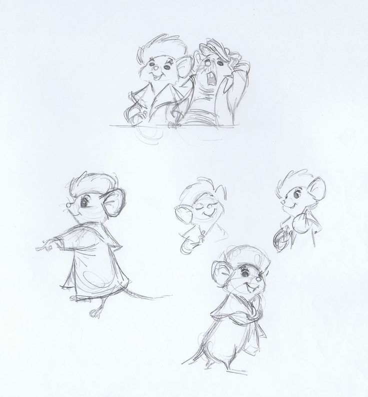 Drawn rodent disney Animals best / RODENTS on