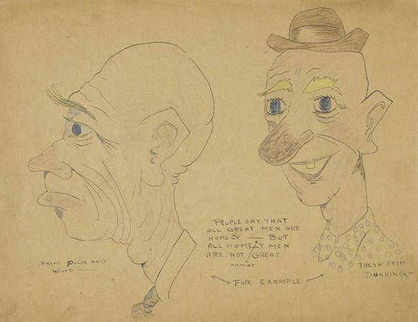 Drawn rodent disney Around WW1 at gone origins