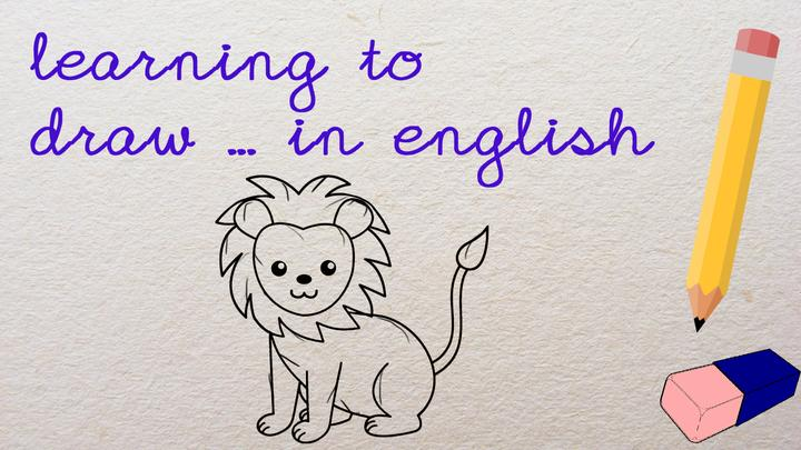 Drawn rodent kindergarten Lion Kindergarten Learning Videos a