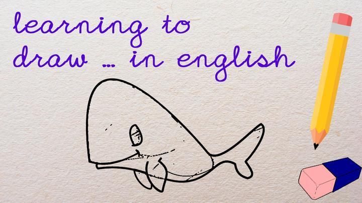 Drawn rodent kindergarten Whale Kindergarten Learning Videos a