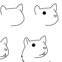Drawn rat rodent Rodent Drawing rat