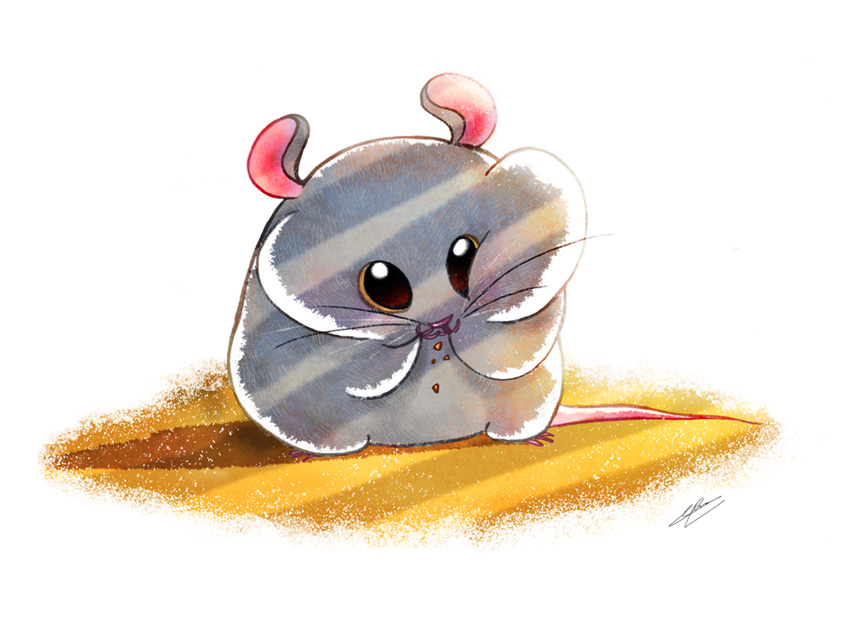 Drawn rodent little mouse Http://www MOUSE pinterest SKETCH Little