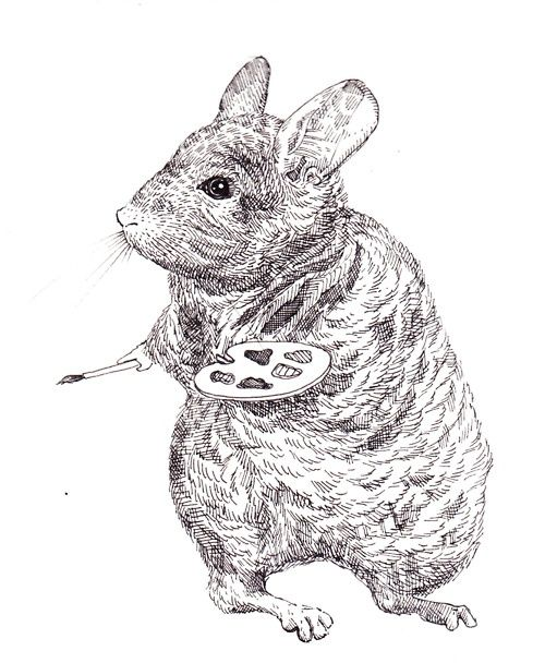 Drawn rodent love Best Love a images Lobl