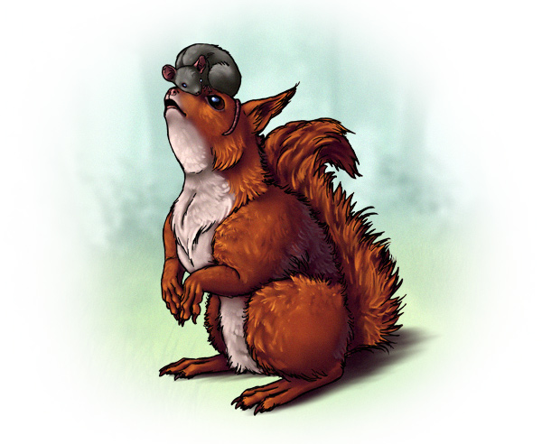Drawn rodent small Rodents Small How Animals: and