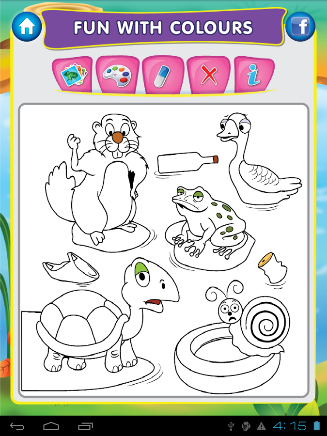 Drawn rodent toddler Kids Google Hygiene Play Story