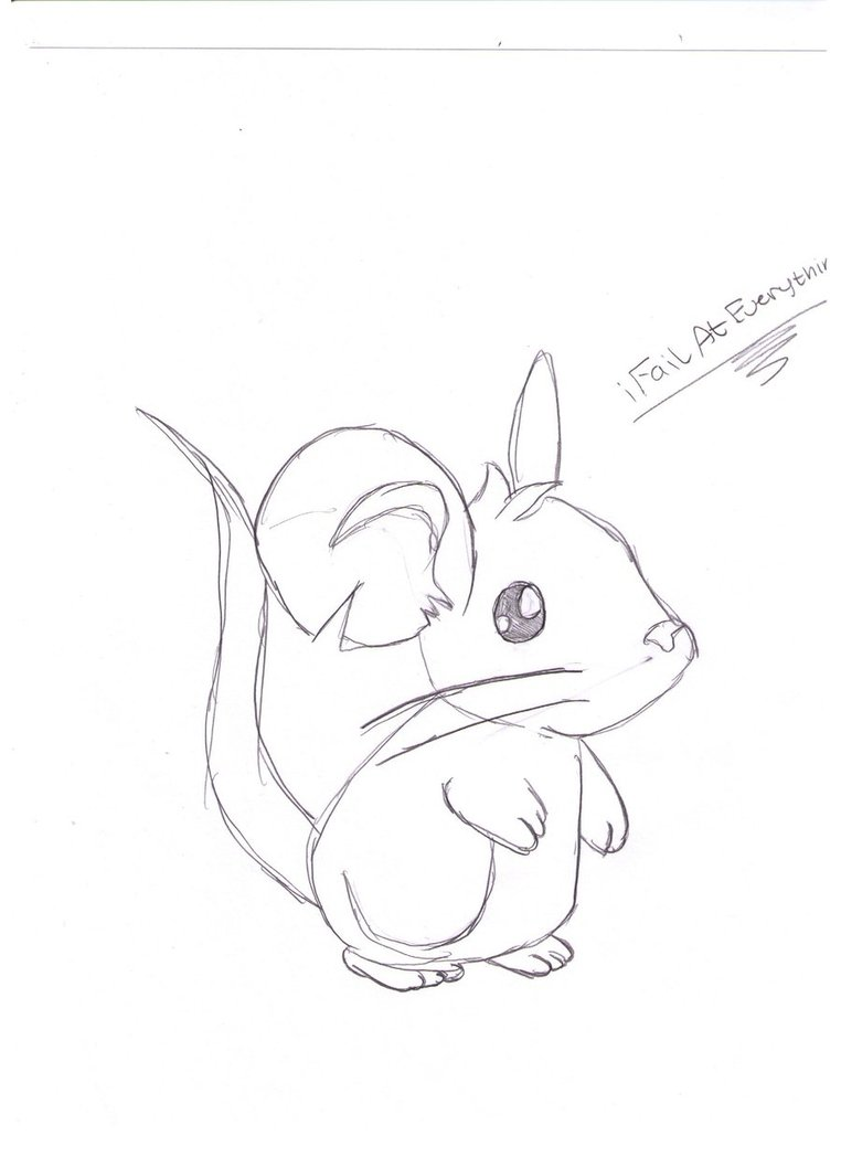 Drawn rodent transformice Mouse Transformice Mouse iFailAtEverything DeviantArt